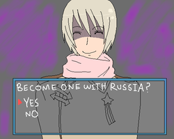 Become one with Russia by Llytix