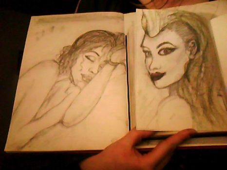 Sketchbook by muthership