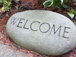 Welcome by kml91225