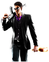 Saints Row Mikey by AdamMieses