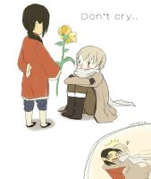[Request] Don't Cry.. by K1RAR1N