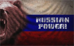 Russian Power by Amaranth7777