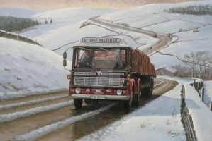 AEC Mandator on Shap. by Artistjeffries