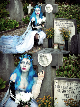 Corpse Bride II by VarencaFISH