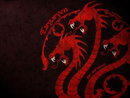 Game of Thrones: Targaryen by 7Narwen
