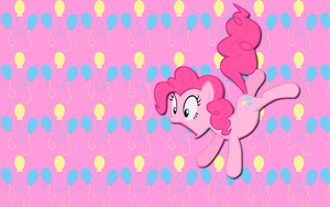 Cutie mark Pinkie wallpaper by AliceHumanSacrifice0