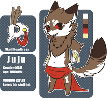 Juju Reference by Malisu