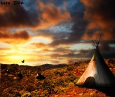Twilight Teepees by Ds4