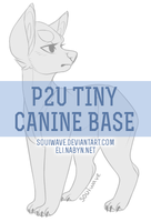 - P2U TINY CANINE BASE by souIwave