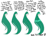 Hair Shading For WinxThinkPink by AngecondaBite