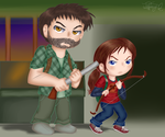 TLoU - Together by iTiffanyBlue