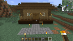 My Simple Home in Minecraft by chick17