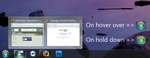 Windows 7 Superbar for XP by haran-hockey