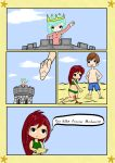 A Day At The Beach by Svening-Way