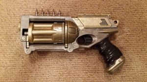 Steampunk 'Gatecrasher' Maverick Mod by Darquesyde77
