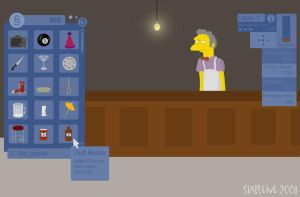 Moe's Tavern '08 by The-Simpsons-Fanclub