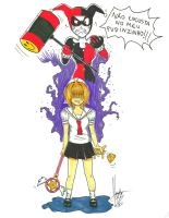 Don't touch my puddin! by nay-only