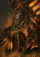 Blackhand by DeVmarine