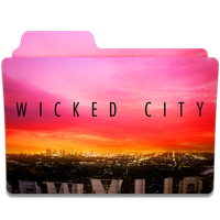 Wicked City folder icon by IAmAnneme