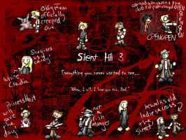 Silent Hill 3 Wallpaper by zarla