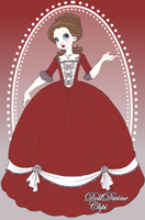 Marie Antoinette by Pirategrl57