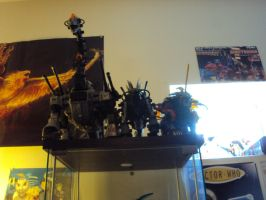 Zoids Collection as of 9/27/2012 by spartan049820