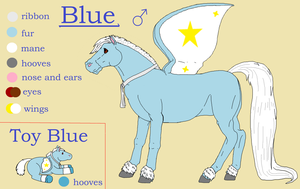Blue Reference Sheet 2015 -Updated- by TheDragonInTheCenter
