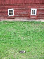 Section of a barn by Nisula, Michigan 5/26/14 7:59 by Crigger