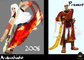 Ardwahisht - Then and Now by Sho-saka