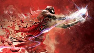 NBA 2K12 by vgwallpapers