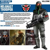 Helghast Trooper|Killzone by Pino44io