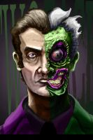 Two Face by Stilltsinc