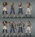 Onix outfits concept by TheRogueSPiDER