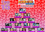 My Top 15 Naruto Couples by SakuraNeedSasuke