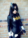 Cassandra Cain: The Black Bat by RiiCosplay