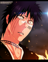 Bleach - Hisagi Shuhei by Gray-Dous
