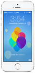 iOS 7 | Lockscreen Wallpaper by sumankc
