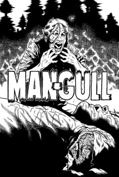 Man-Gull Issue 1 Page 3 Inks by rianmiller