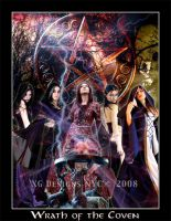 Wrath of the Coven - 7 Sins by xgnyc