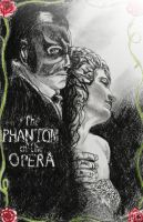 The Phantom of the Opera by enteringmymind