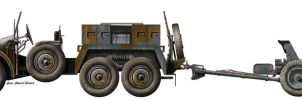 German - Krupp Protze Kfz69 by araeld