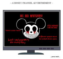 A Disney Channel Advertisement by yeagerspace