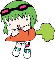 Chibi Gumi by ZombiedevilXD