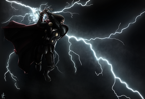 Thor - The Dark World by CharlesLogan