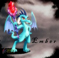 Ember by nekokevin