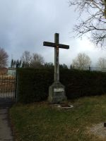cemetary - cross 1 by sacral-stock
