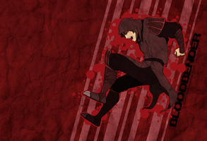 Amon Wallpaper by Little-Mongolian