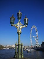 Westminster bridge by Blue-eyed-Kelpie