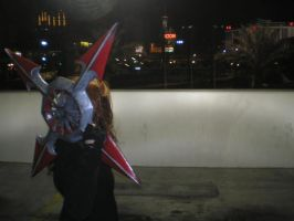 Watching Over Midgar by WhatTheFuu