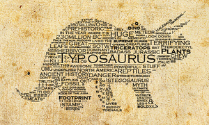 Typosaurus by Raxby